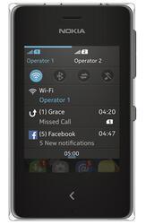 Смартфон Nokia 500 DS Asha (2 SIM) black