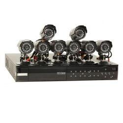 Системы видеонаблюдения KGUARD CA116.V2-H03