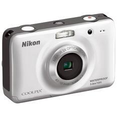 Цифровая камера Nikon S30 Silver