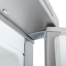 Холодильник с морозильником ATLANT ХМ 4012-080 серебристый