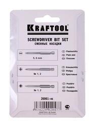 Набор бит KRAFTOOL 26061-H6