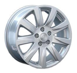 Автомобильный диск литой Replay MZ48R 7x17 5/114,3 ET 50 DIA 67,1 Silver