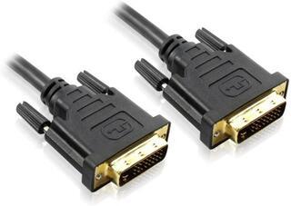 Кабель DVI-D/DVI-D 3.0 м Greenconnect C-DM2DMC-3.0m