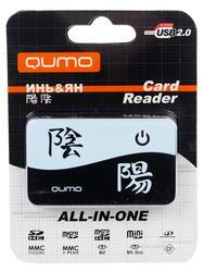 Карт-ридер QUMO QR-S1