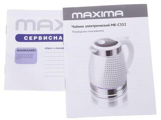 Электрочайник Maxima MK-C352 серый