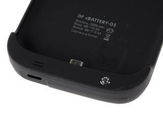Чехол-батарея SBattery-05 черный