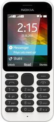 Сотовый телефон Nokia 215 DS белый