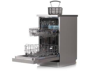 Посудомоечная машина Hansa ZWM 407IH серебристый