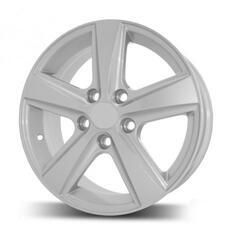 Автомобильный диск Литой LS 230 7x17 5/114,3 ET 45 DIA 60,1 Sil