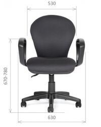 Кресло офисное CHAIRMAN 684  черный