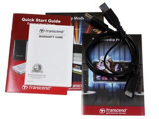 """2.5"""" Внешний HDD Transcend [TS500GSJ25A3K]"""