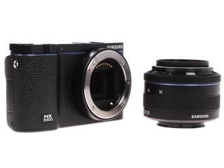 Камера со сменной оптикой Samsung NX3300 kit 20-50mm ED II