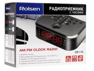 Часы радиобудильник Rolsen CR-112