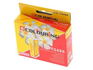 Картридж струйный Colouring CG-T0486