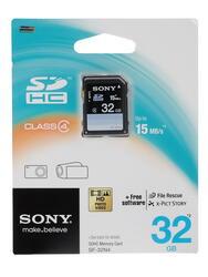 Карта памяти Sony ESSENTIAL SF32N4 SDHC 32 Гб
