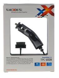 Автомобильное зарядное устройство teXet TPC-1028