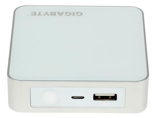 Портативный аккумулятор GIGABYTE OTGG66B1 белый