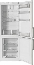 Холодильник с морозильником ATLANT ХМ 4524-080 ND серебристый