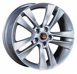 Автомобильный диск Литой LegeArtis OPL23 7x17 5/105 ET 42 DIA 56,6 Sil
