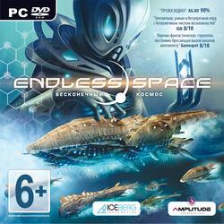"""[155074] Игра """"Endless Space. Бесконечный Космос (русские субтитры)"""" DVD"""