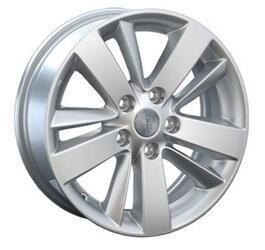 Автомобильный диск литой Replay NS75 6,5x16 5/114,3 ET 40 DIA 66,1 White