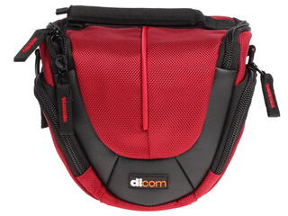 Треугольная сумка-кобура Dicom UM 2991 красный