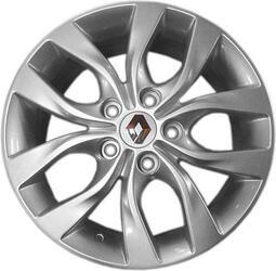 Автомобильный диск литой Replay RN112 6,5x16 5/114,3 ET 47 DIA 66,1 Sil