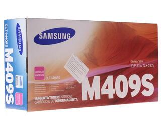 Картридж лазерный Samsung CLT-M409S