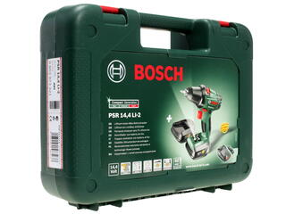 Шуруповерт Bosch PSR 14.4 LI-2 Nano