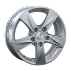Автомобильный диск Литой Replay TY115 5,5x15 5/114,3 ET 39 DIA 60,1 Sil
