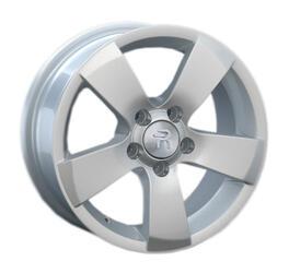 Автомобильный диск литой Replay SK6 6x15 5/112 ET 47 DIA 57,1 Sil