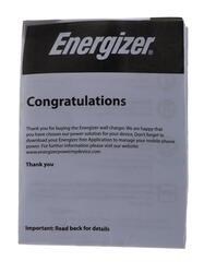Сетевое зарядное устройство Energizer AC1UEUHIP5
