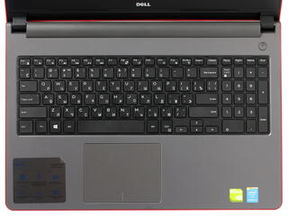 "15.6"" Ноутбук DELL Inspiron 5558-5871 красный"