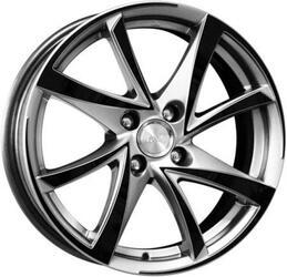 Автомобильный диск Литой K&K Игуана 6,5x15 4/114,3 ET 40 DIA 67,1 Бинарио