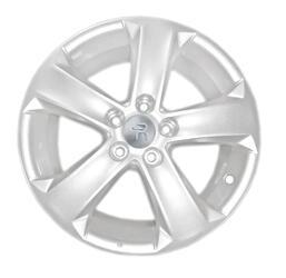 Автомобильный диск литой Replay TY139 7x17 5/114,3 ET 39 DIA 60,1 White