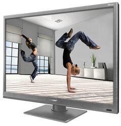 """24"""" (60 см)  LED-телевизор Hyundai H-LED24V19 серый"""