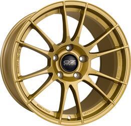 Автомобильный диск Литой OZ Racing Superleggera 7x17 5/114,3 ET 45 DIA 75,1 Gold