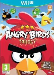 Игра для Wii U Angry Birds Trilogy
