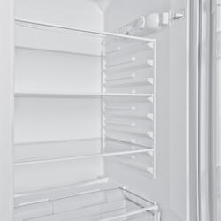 Холодильник с морозильником Vestel VDD 260 VW белый