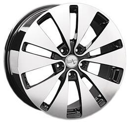 Автомобильный диск Литой LegeArtis Ki65 7x17 5/114,3 ET 41 DIA 67,1 BKF