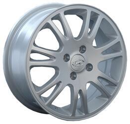 Автомобильный диск литой Replay HND88 6x15 4/100 ET 48 DIA 54,1 Sil