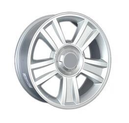 Автомобильный диск литой LegeArtis GM53 8,5x20 6/139,7 ET 31 DIA 77,9 Sil