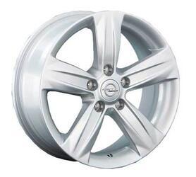 Автомобильный диск Литой Replay OPL11 6x15 5/105 ET 39 DIA 56,6 Sil