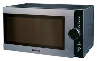 Микроволновая печь BEKO MWC 2000 EX ( 20л, микроволны 700Вт, соло, электронное управление, дисплей)