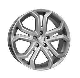 Автомобильный диск литой K&K Пандора 8,5x19 5/112 ET 40 DIA 66,6 Блэк платинум