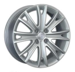 Автомобильный диск литой Replay PG47 6x15 4/108 ET 27 DIA 65,1 Sil