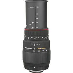 Объектив Sigma AF 70-300mm F4-5.6 DG MACRO для Pentax