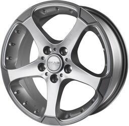 Автомобильный диск Литой Скад Лорд 6,5x16 5/100 ET 38 DIA 67,1 Селена