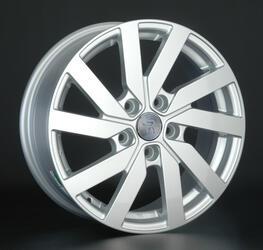 Автомобильный диск литой Replay VV151 6,5x16 5/112 ET 42 DIA 57,1 Sil