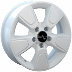 Автомобильный диск Литой LegeArtis NS25 6,5x16 5/114,3 ET 40 DIA 66,1 White